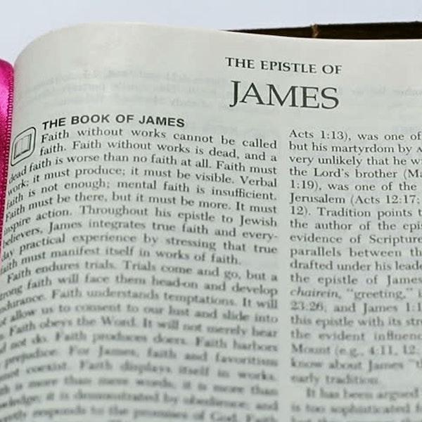 The Ten Commandments of James 4: Resist Image