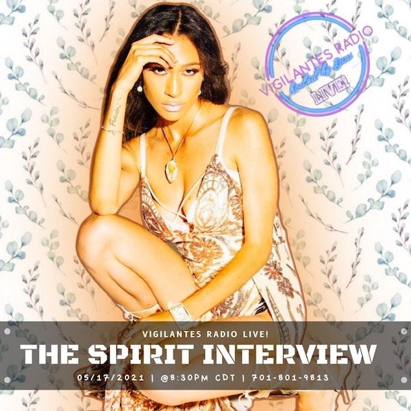 The Spirit Interview. Image