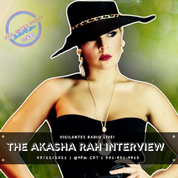 The Akasha Rah Interview. Image