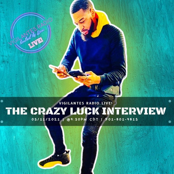 The CrazyLuck Interview. Image