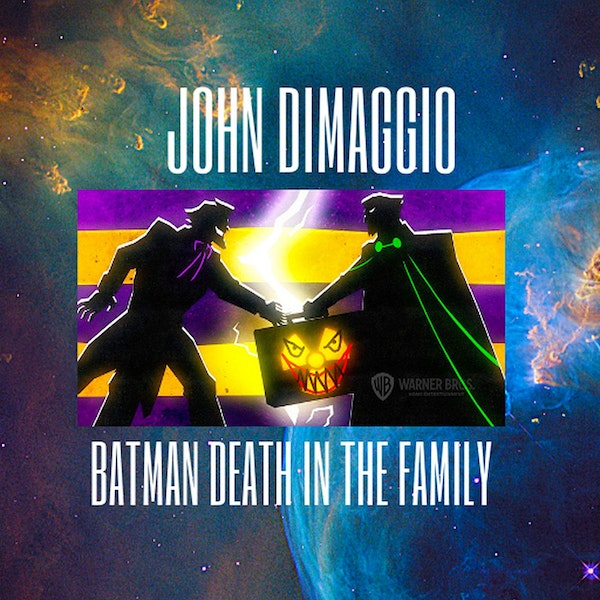 John DiMaggio Batman Death In The Family Image