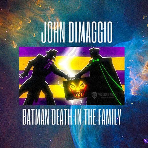 John DiMaggio Batman Death In The Family Image