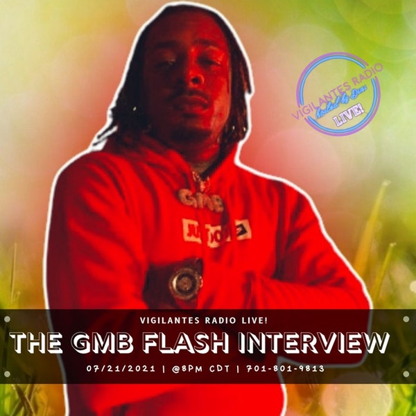 The GMB Flash Interview. Image