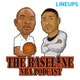 The Baseline NBA Podcast Album Art