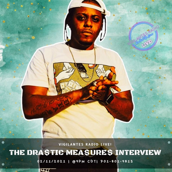 The Dra$tic Mea$ure$ Interview. Image