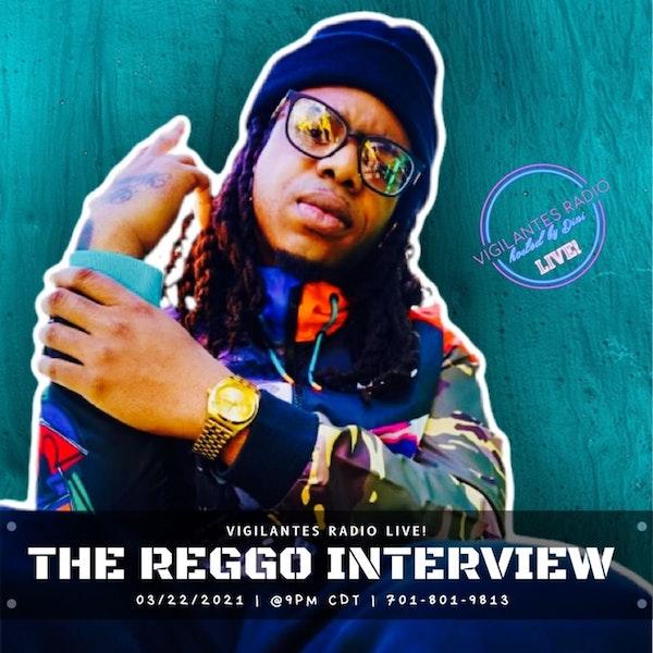 The Reggo Interview. Image