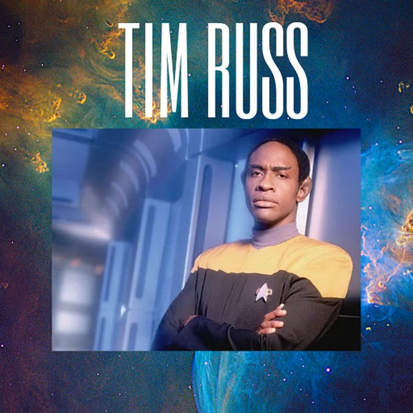 Tim Russ:  Race In Science Fiction Image