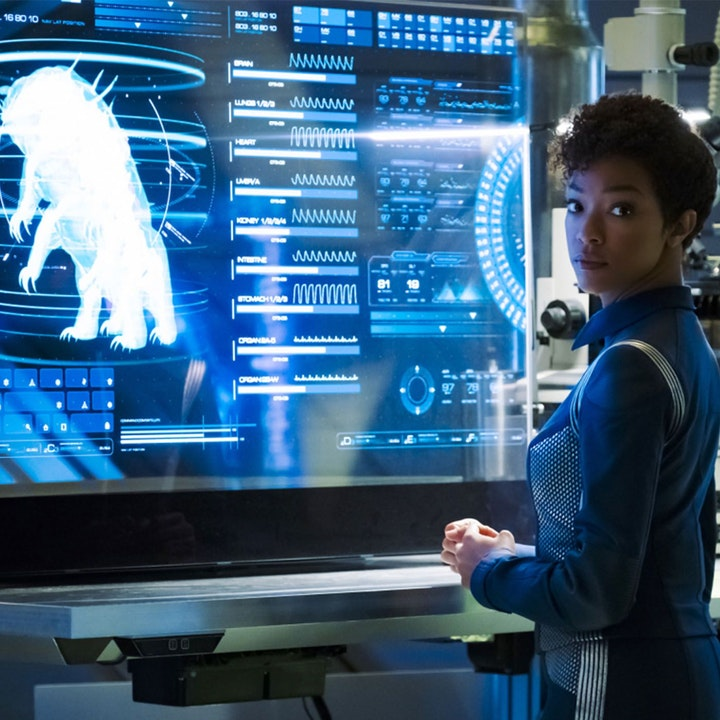 22. Star Trek: Discovery 1x04 - The Butcher's Knife Cares Not for the Lamb's Cry