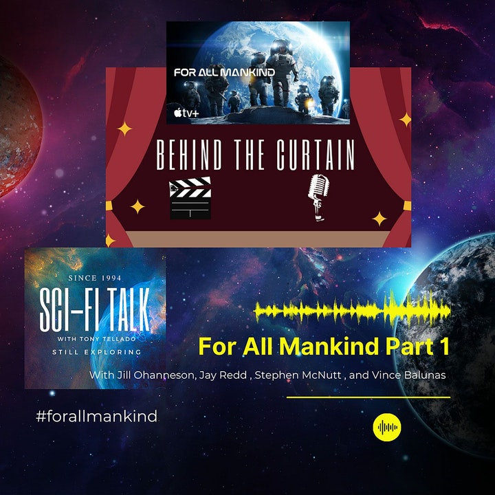 Episode image for Behind The Curtain For All Mankind