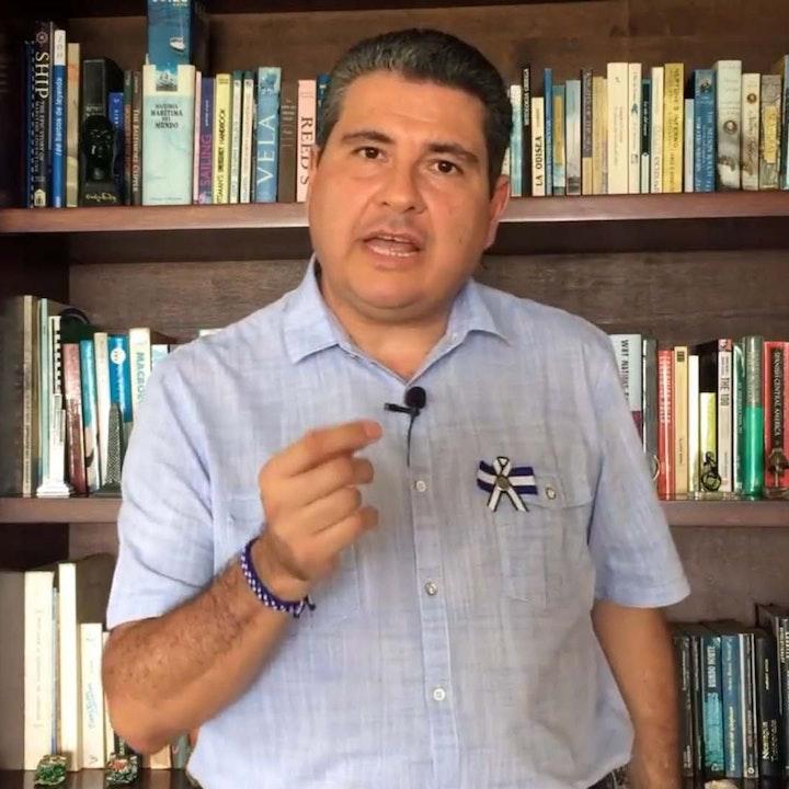 """ENTREVISTA   Juan S. Chamorro: """"Debe eliminarse para siempre la reelección presidencial"""""""