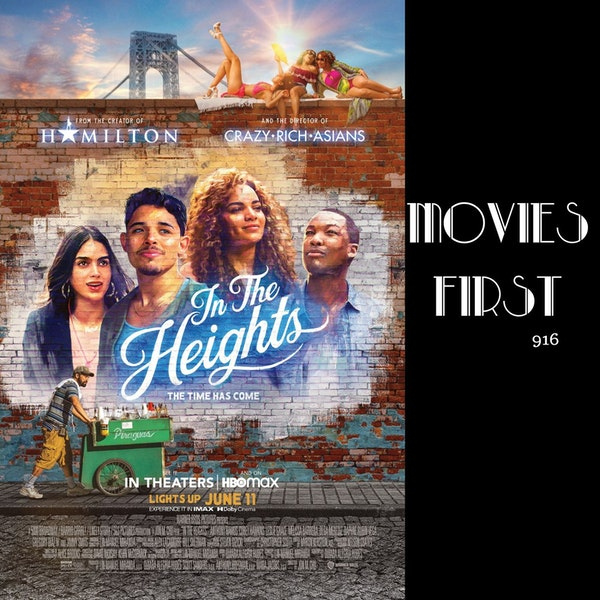 In The Heights (Drama, Music, Musical) (the @MoviesFirst  review) Image