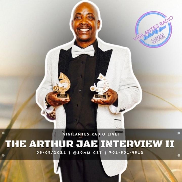 The Arthur Jae Interview II.