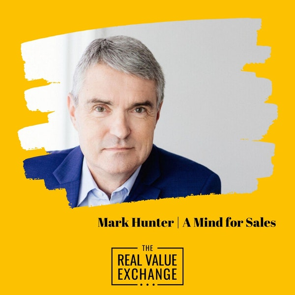 124. Mark Hunter | Daily Habits of the Top Sales Professionals for 2021 Image