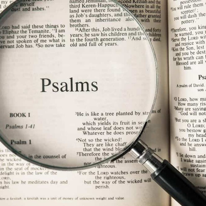 Bible Study Exercise: Psalm 2 Pt 3
