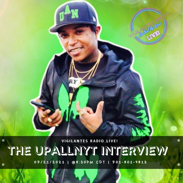 The UpAllNyt Interview. Image