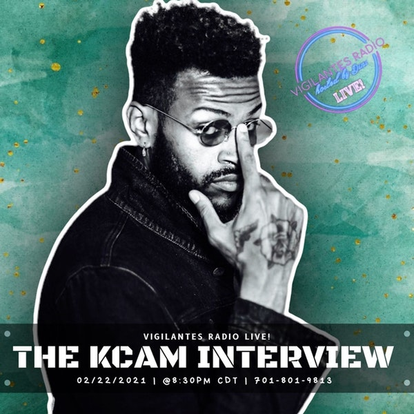 The KCAM Interview. Image