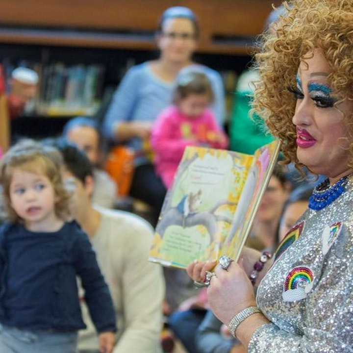 Drag Queen Story Hour Coming to the Public School?