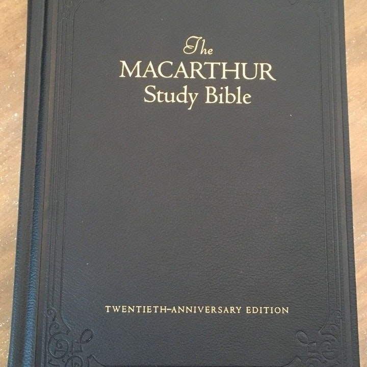 Did John MacArthur Write the MacArthur Study Bible?