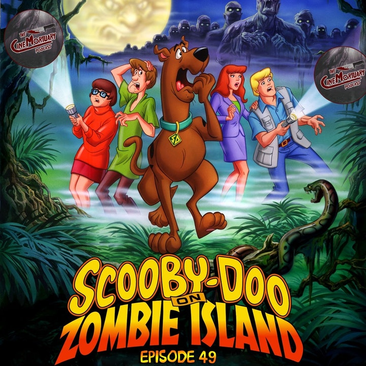 Scooby-Doo on Zombie Island (1998)
