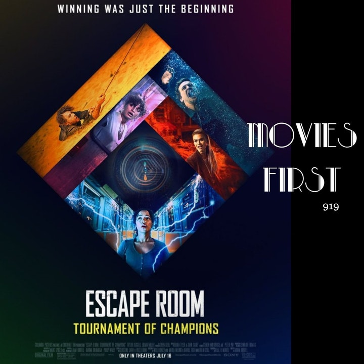 Episode image for Escape Room Tournament of Champions (Action, Adventure, Horror) (review)