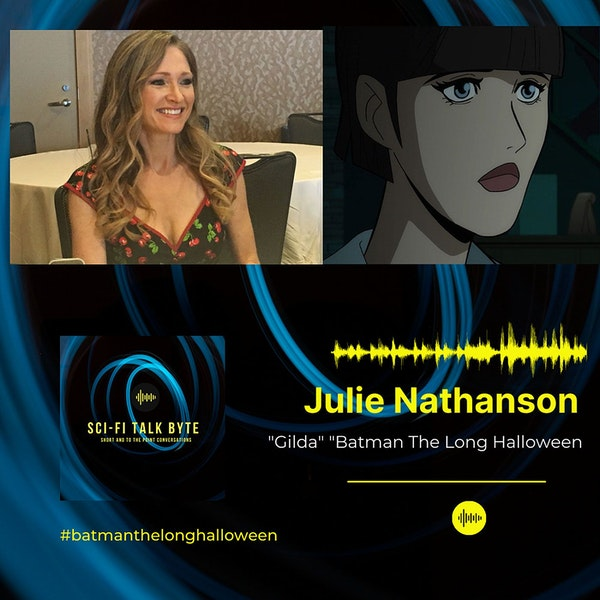 Byte Julie Nathanson On Gilda In The Long Halloween