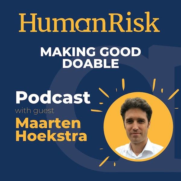 Maarten Hoekstra on Ethics: 'Making the Good doable'