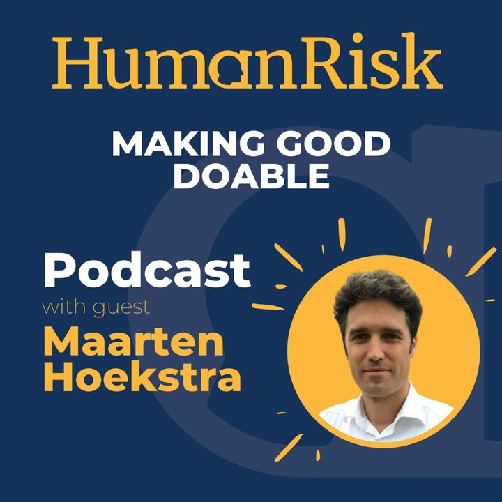 Maarten Hoekstra on Ethics: 'Making the Good doable'