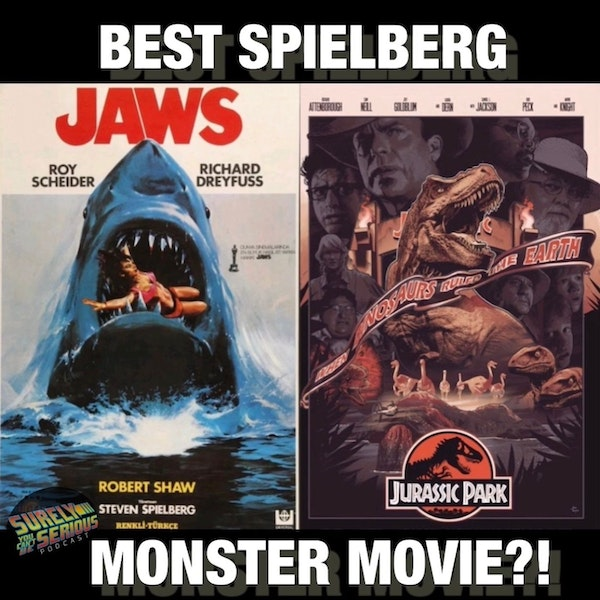 Jurassic Park ('93) -or- Jaws ('75)?! Image