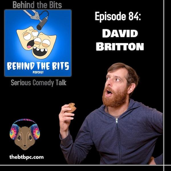 Episode 84: David Britton Image