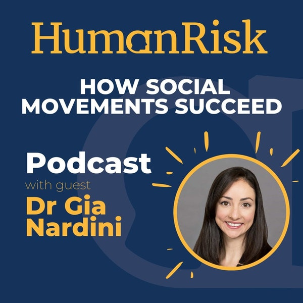 Dr Gia Nardini on how Social Movements succeed Image