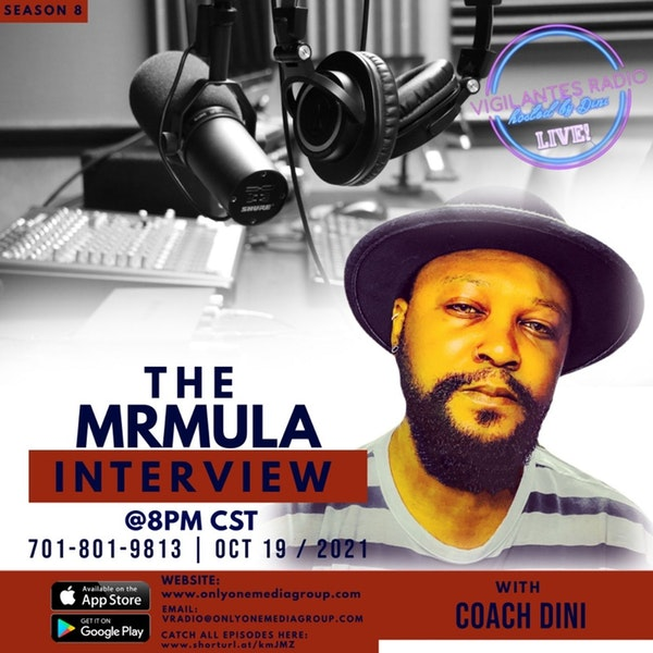 The MrMula Interview. Image