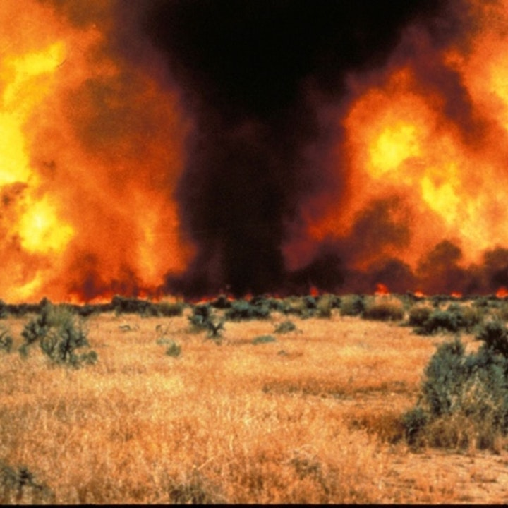 Grass Fires and Your Spiritual Life
