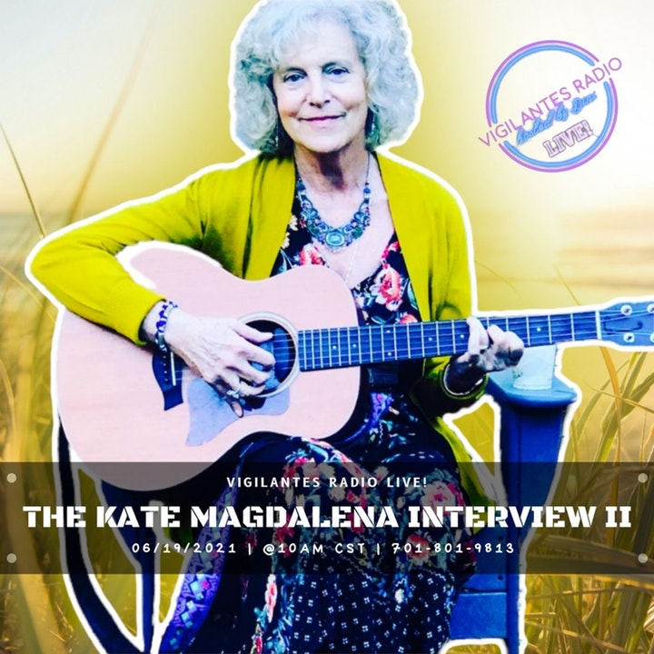 The Kate Magdalena Interview II.