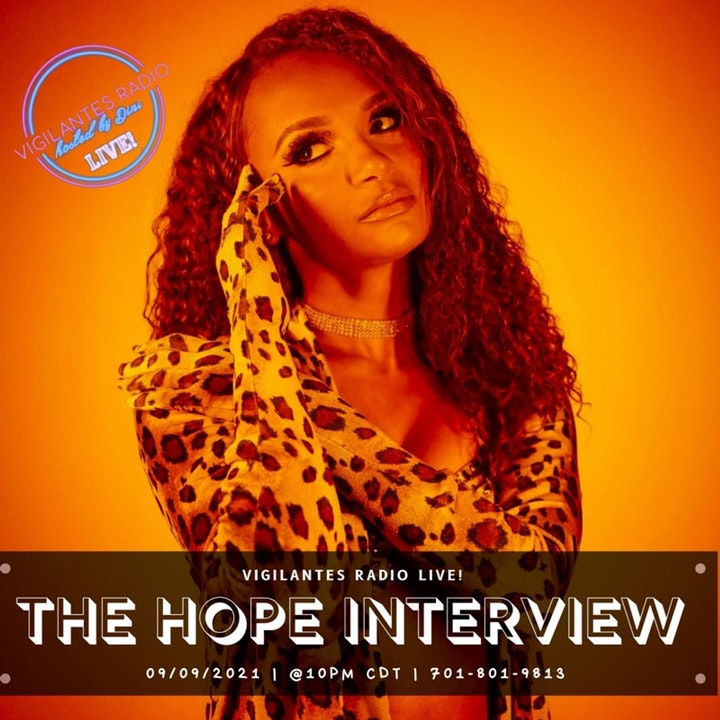 The Hope Interview.