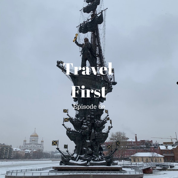 62: Moscow 2018 Day 4 - On Foot