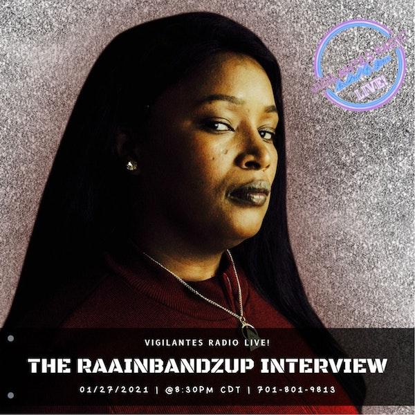 The Raainbandzup Interview. Image