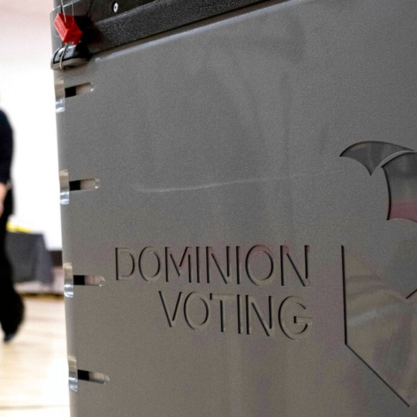 Newsmax Apologizes to Dominion For False Allegations Image