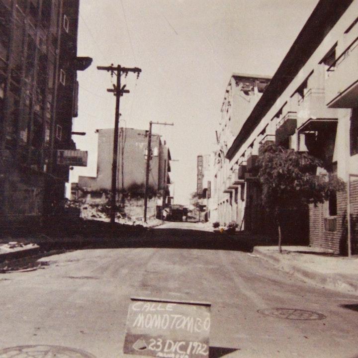 ENTREVISTA | Gadea: «En el centro de Managua, después de 1972, nadie volvió a ser dueño de sus casas»