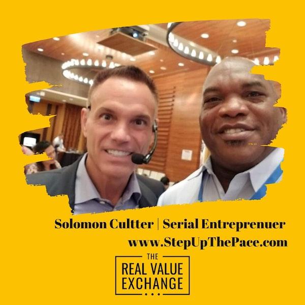 109. Solomon Cutler - Family Business   Power Parenting   StepUpThePace.com Image