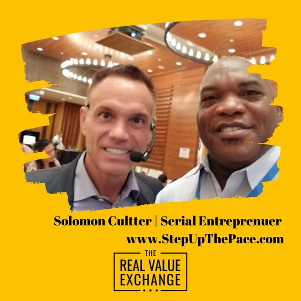 109. Solomon Cutler - Family Business | Power Parenting | StepUpThePace.com Image