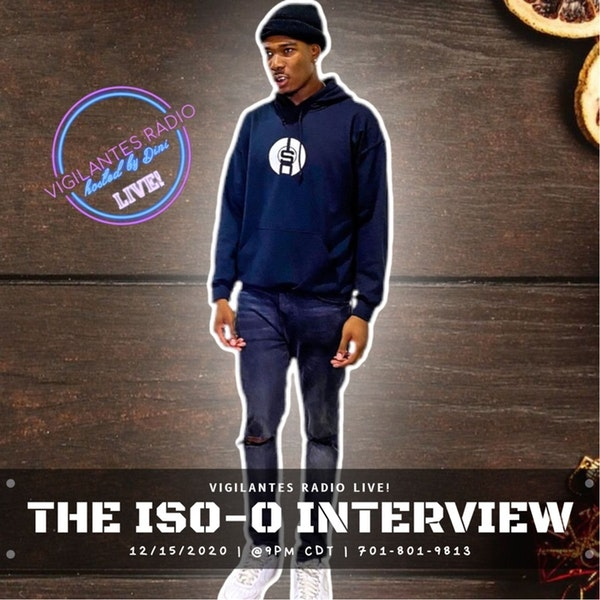 The ISO-O Interview. Image