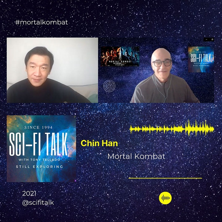 Chin Han On Mortal Kombat