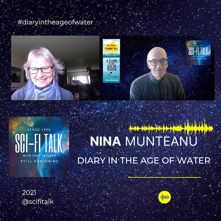 Episode image for Nina Munteanu