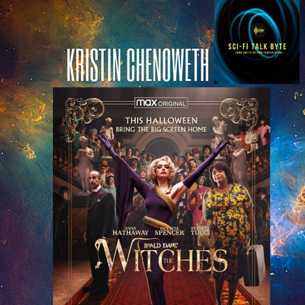 Byte Kristin Chenoweth On The Witches Image