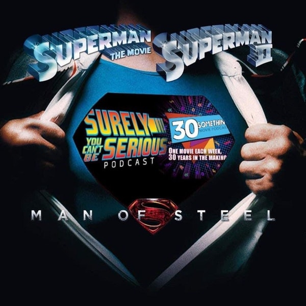 Man of Steel (2013) -or- Superman I & II (1978 & 1981)?! Image
