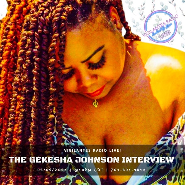 The Gekesha Johnson Interview. Image