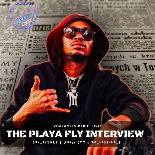 The Playa Fly Interview. Image