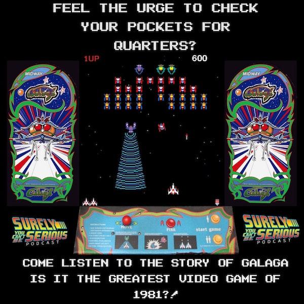 Games of 1981:  Galaga turns 40! Image