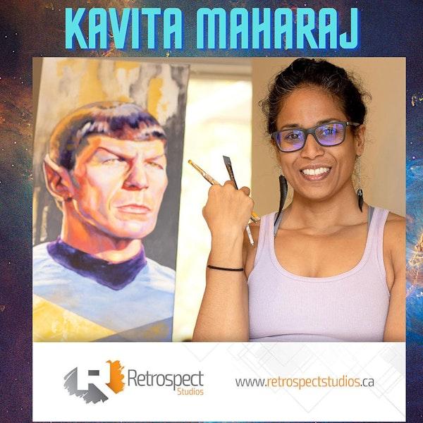 Kavita Maharaj Image