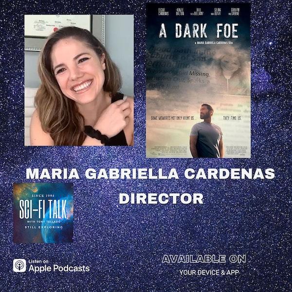 Maria Gabriella Cardenas A Dark Foe